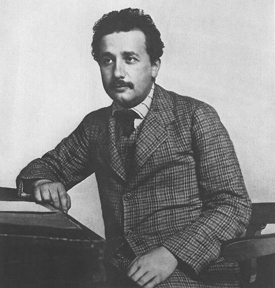 úredník patentového úradu, nejaký Einstein